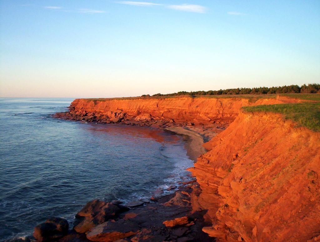 Cavendish Cliffs