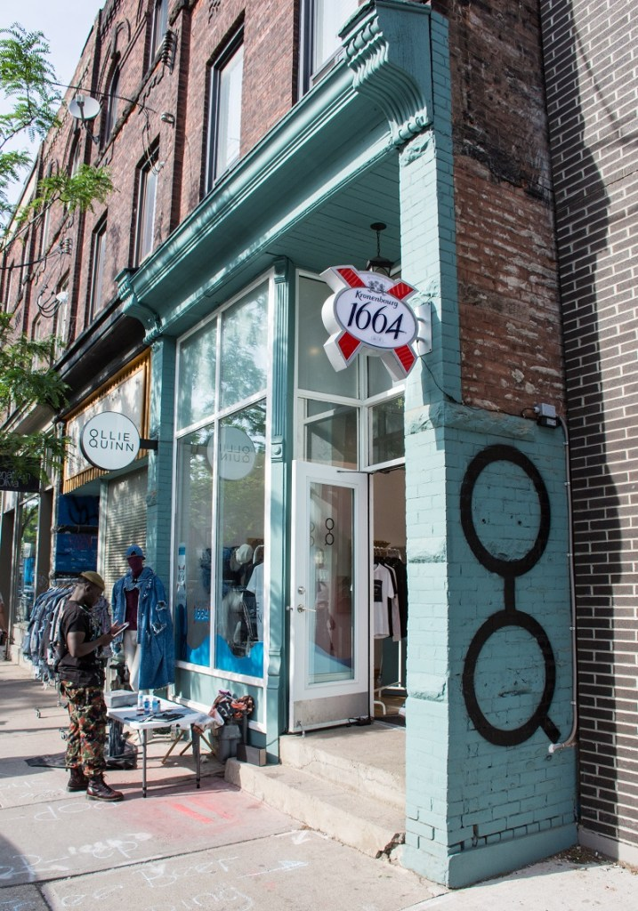 Kronenbourg Pop-Up Queen West