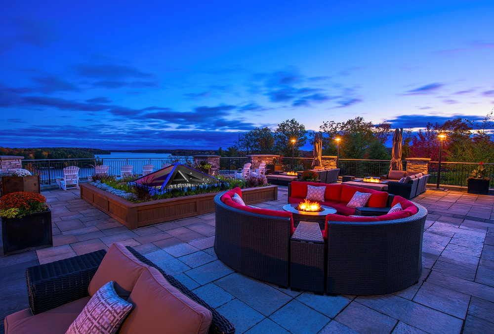 Photo: JW Marriott The Rosseau Muskoka