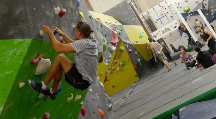 Martin Dasko, Studenomics, Hub Climbing in Markham - Rock Climbing, Boulderings | View the VIBE Toronto