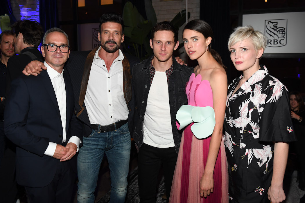 """TIFF 2018 - RBC Hosted """"Donnybrook"""" Cocktail Party At RBC House Toronto Film Festival 2018 