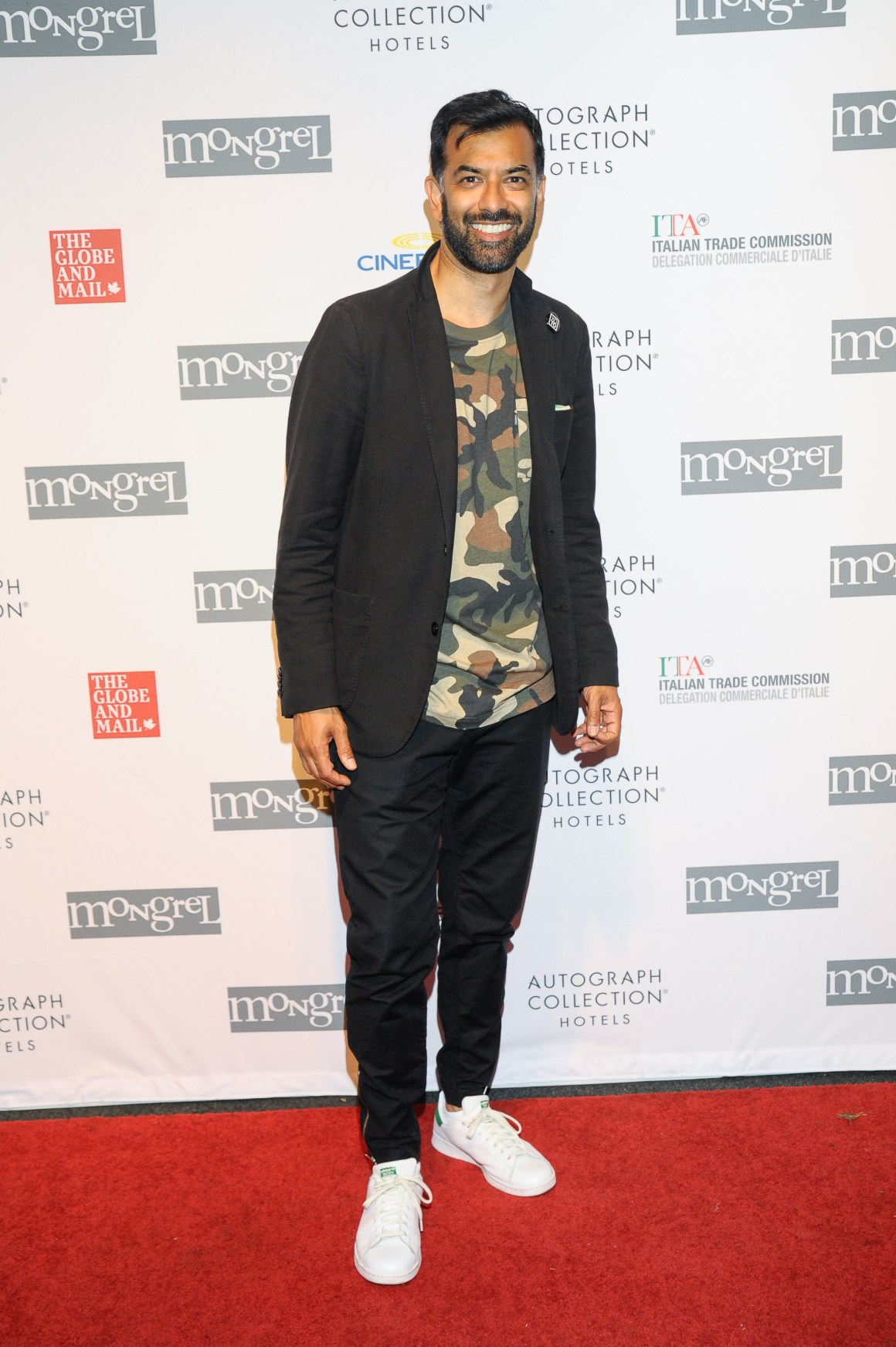 City of Toronto Film Commissioner Zaib Shaikh attends the Mongrel Media Celebrates TIFF at Mongrel House. (Photo: Che Rosales/Getty Images for Mongrel Media) | View the VIBE