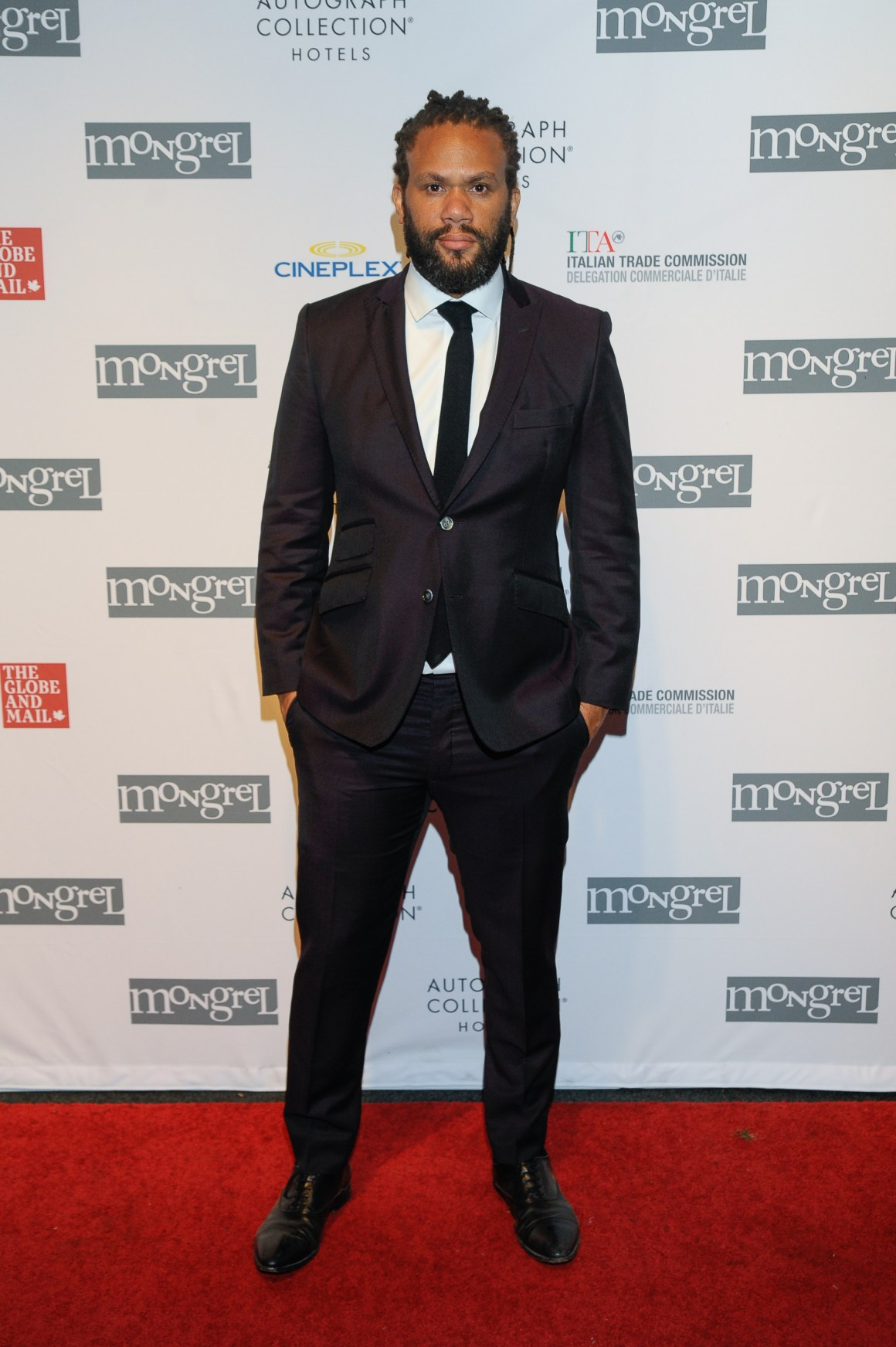 Film Executive Franklin Leonard attends the Mongrel Media Celebrates TIFF at Mongrel House. (Photo: Che Rosales/Getty Images for Mongrel Media) | View the VIBE