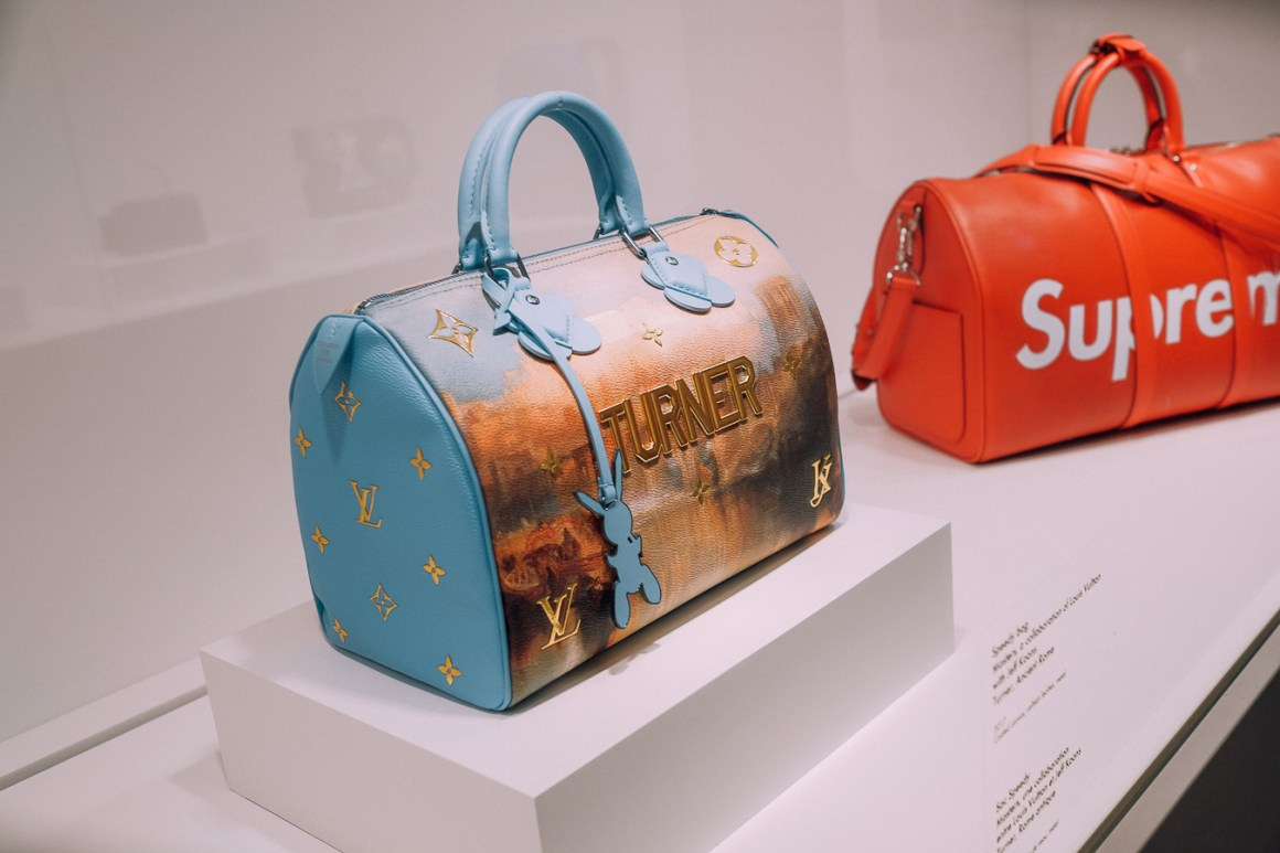 Louis Vuitton Time Capsule Exhibit at Union Station in Toronto (Photo: Steven Branco for View the VIBE)
