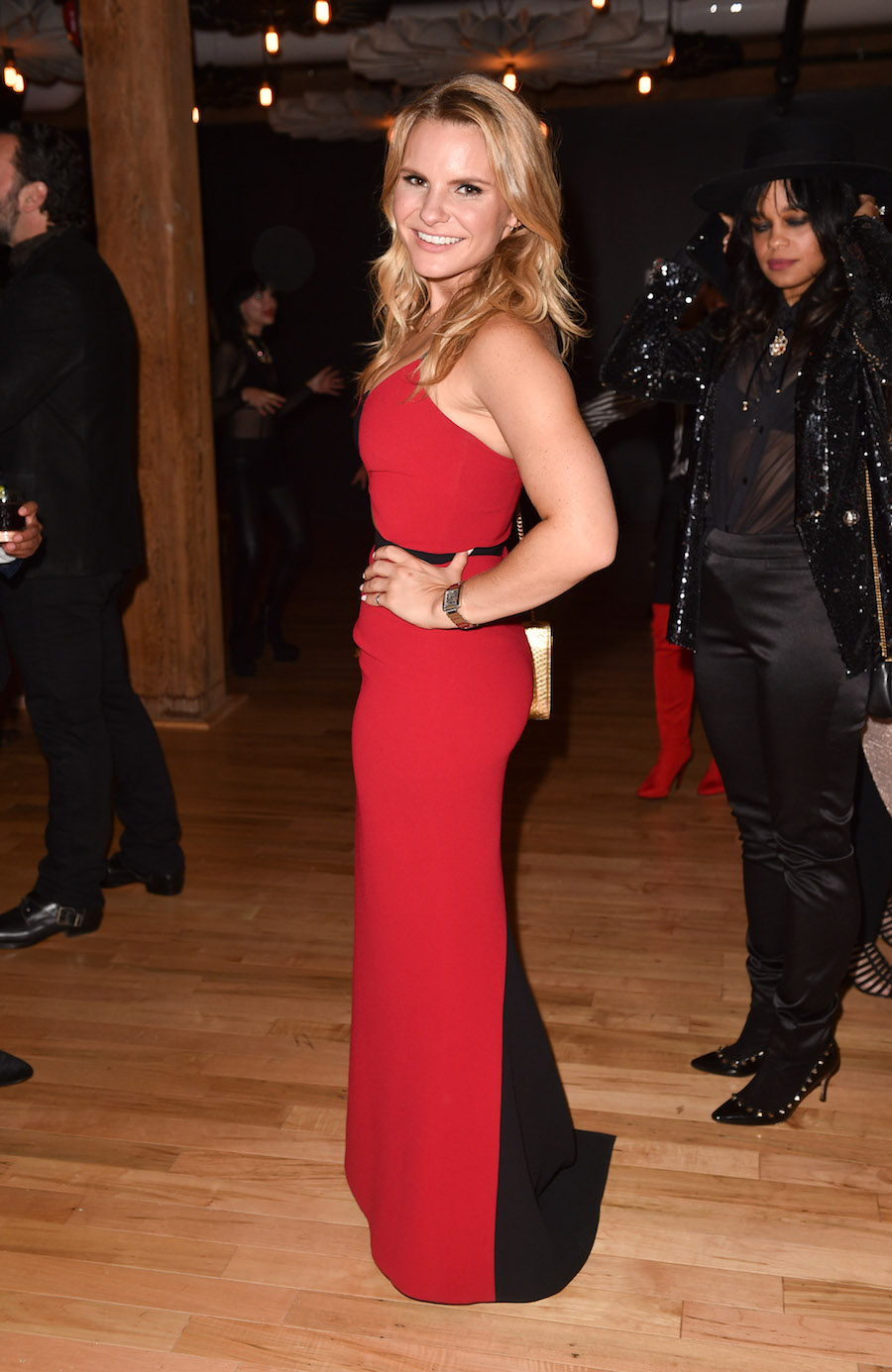 Michele Romanow at the IT House x Producers Ball (Photo: Courtesy of NKPR) | View the VIBE