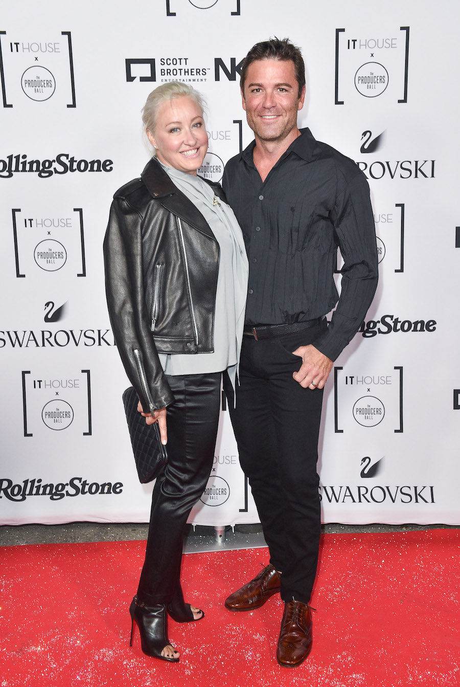 Shantelle and Yannick Bisson at the IT House x Producers Ball (Photo: Courtesy of NKPR) | View the VIBE