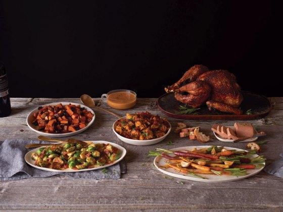 Pusateri's Thanksgiving Image