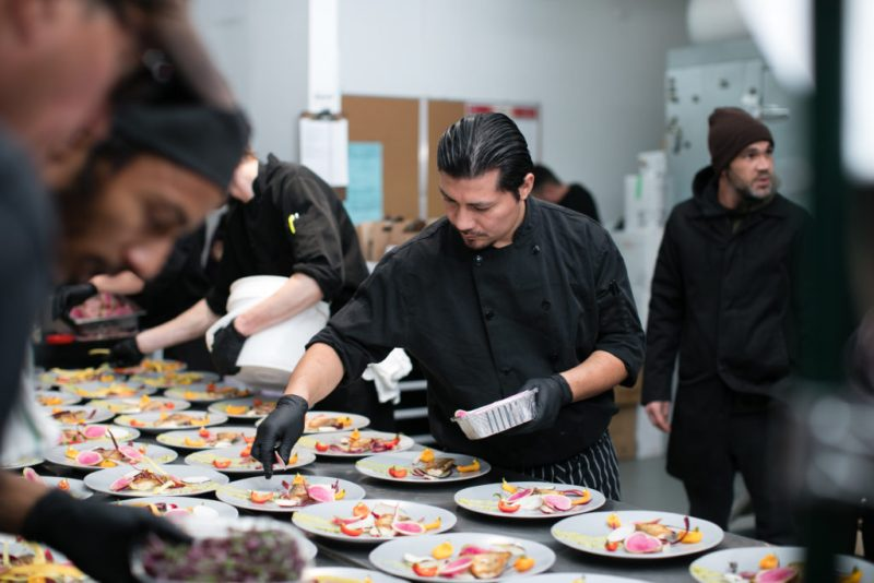 Eatertainment x The Stop Charity Dinner - Nick Lee | View the VIBE Toronto