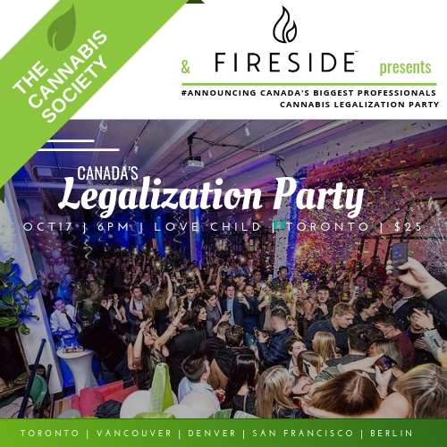 Canada's Legalization Party