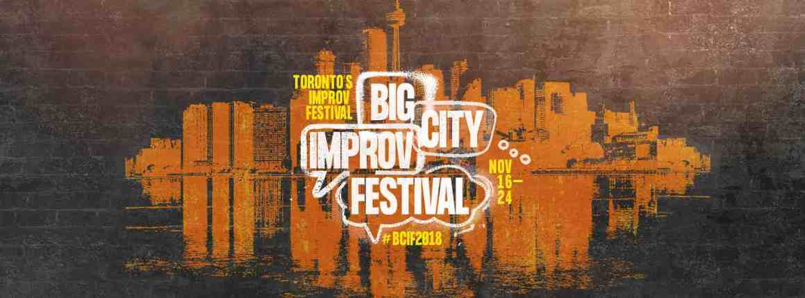 Big City Improv Festival