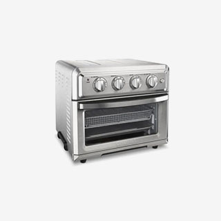 Cuisinart Stainless Steel AirFryer and Convection Oven - View the VIBE
