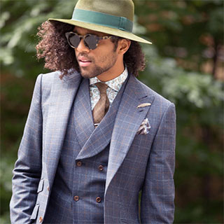 Custom Suits Toronto, in Yorkville - View the VIBE