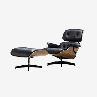 Eames Lounge Chair - View the VIBE