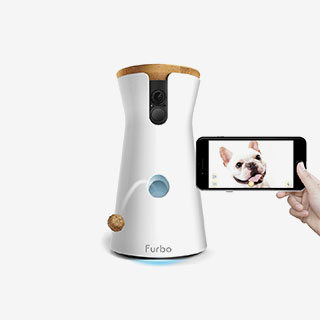 Furbo Dog Camera - View the VIBE