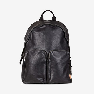 ecco leather casper backpack - View the VIBE