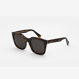 Holly eyewear Retrospective Sunglasses - View the VIBE