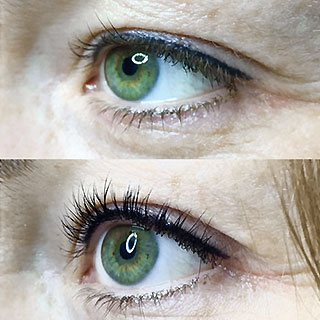 The Lash Lift - View the VIBE