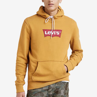 Levis Mustard Yellow Modern Hoodie - View the VIBE