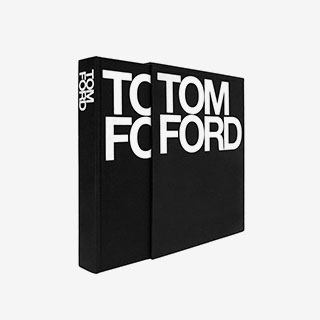Tom Ford Coffee Table Book - View the VIBE