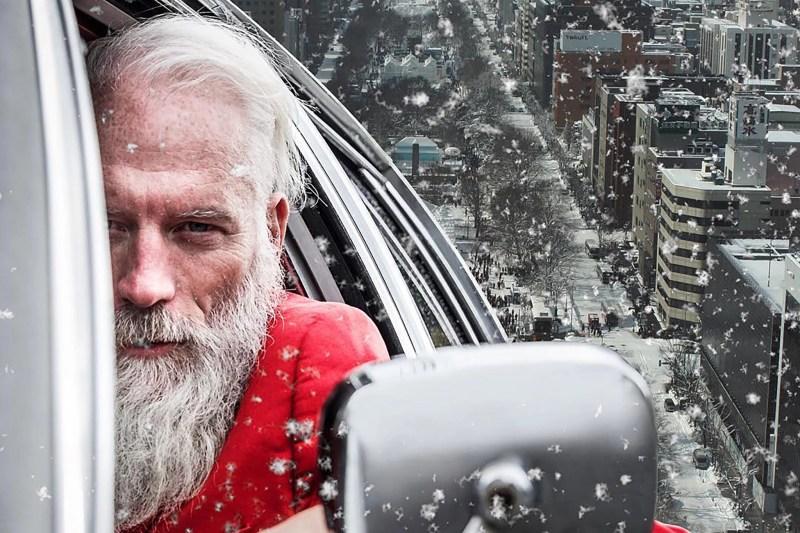 Paul Mason Fashion Santa Not so Silent Night party at Soho House