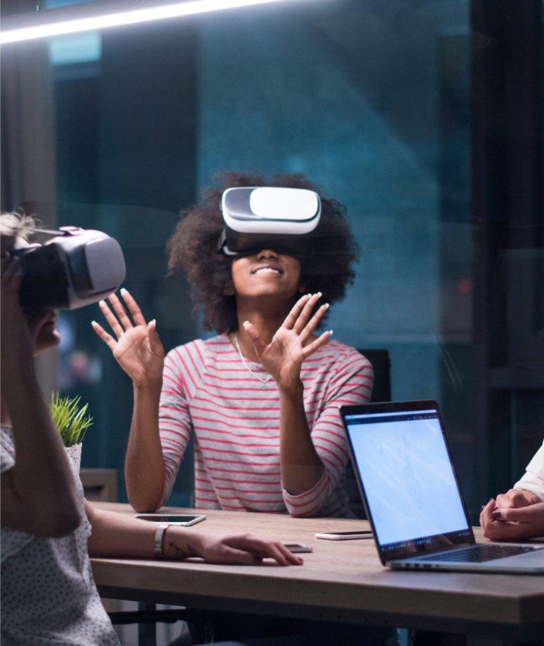 realidad virtual bogota empresa