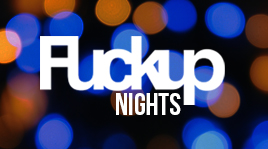 Aftermovie Fuckup Nights VR
