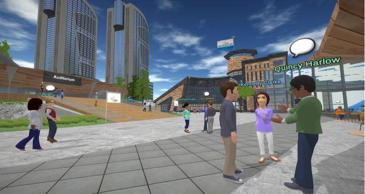 ¿Cómo usar los mundos virtuales y realidades inmersivas en la educación y el trabajo?