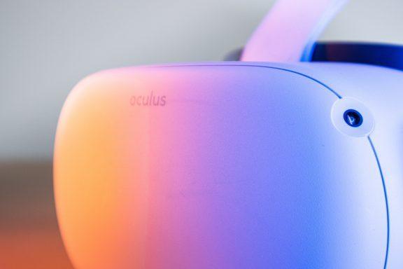 Las gafas de realidad virtual de Facebook: mayor capacidad y menor precio.