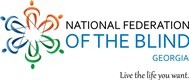 The logo for the NFB-ga