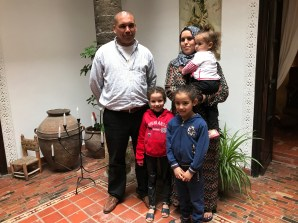 Hassan and Family