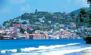 Capital idea: St George's in Grenada