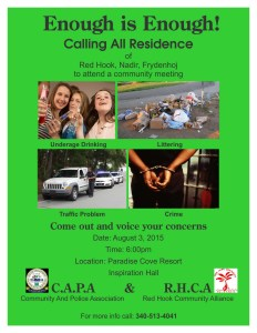 CAPA TOWN MEETING 080315
