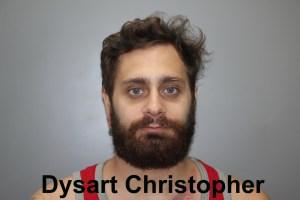 Mug Shot - Dysart Christopher