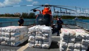 cocaine coast guard