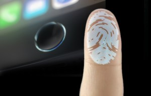 fingerprint Apple ID