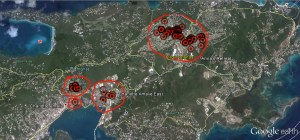 STT - Overview of gunfire discharge New Year's Eve 2014