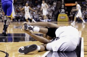 tim duncan down