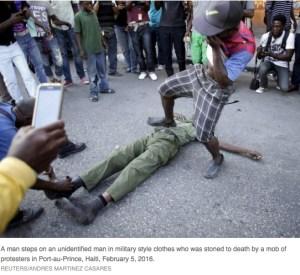 Haiti death