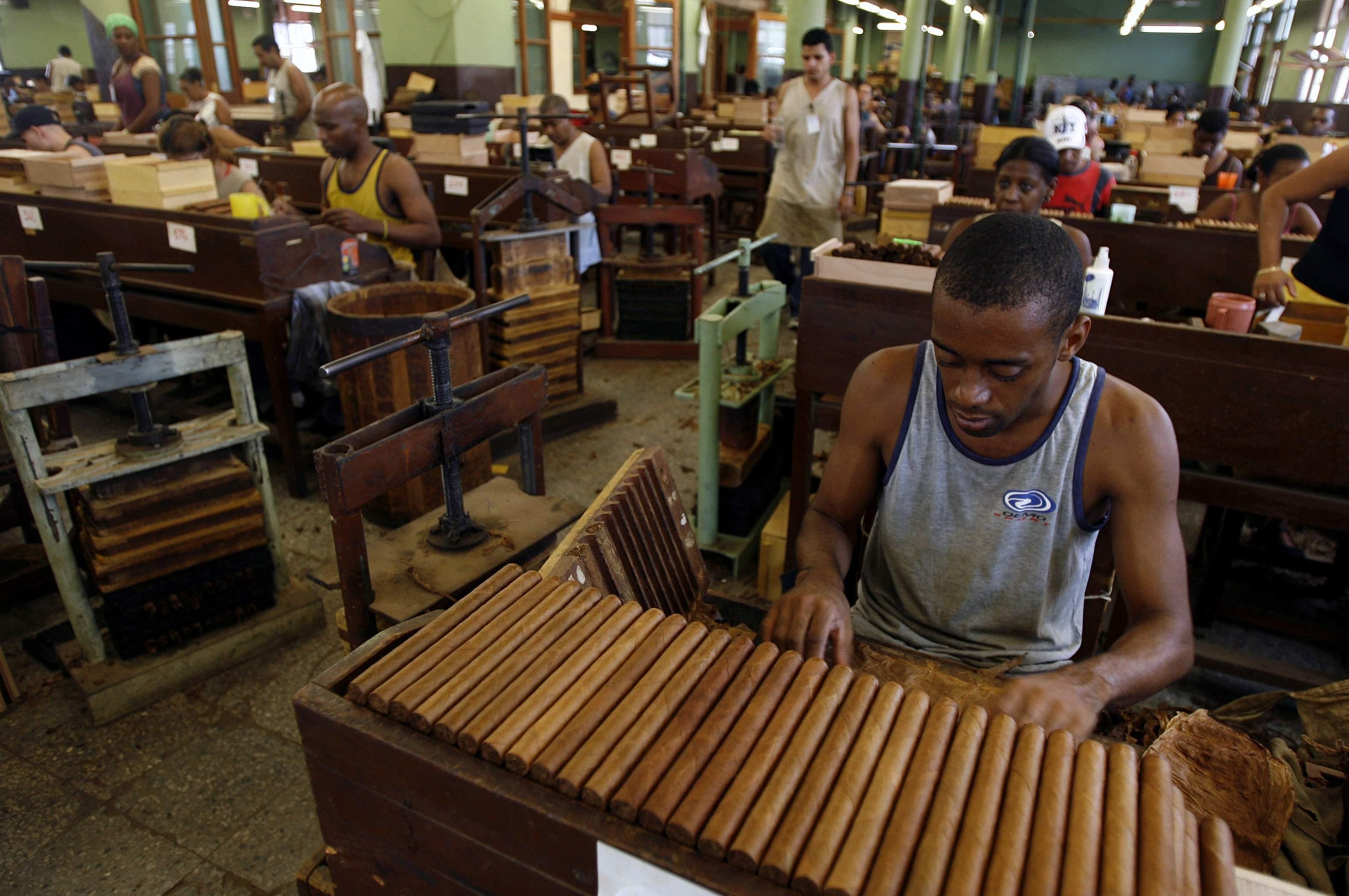 Puerto Rico Cigar Factory Tour