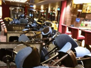 cruise ship chairs