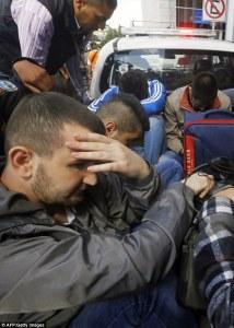 syrians in SXM in truck