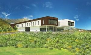 UVI Classroom Building_Image 01_no people