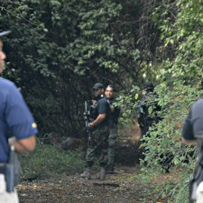 sunny acres manhunt