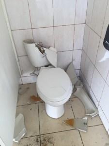toilet canegata R