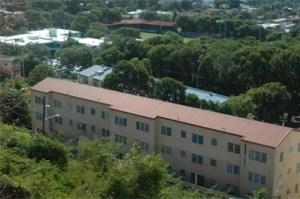 Hospital Ground