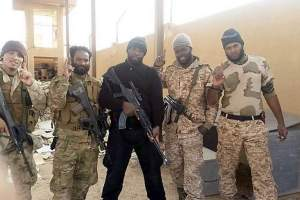 ISIS fighters from trinidad