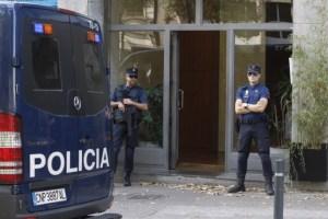 russian mafia arrestedered