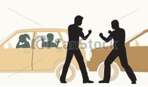 men fighting CROP