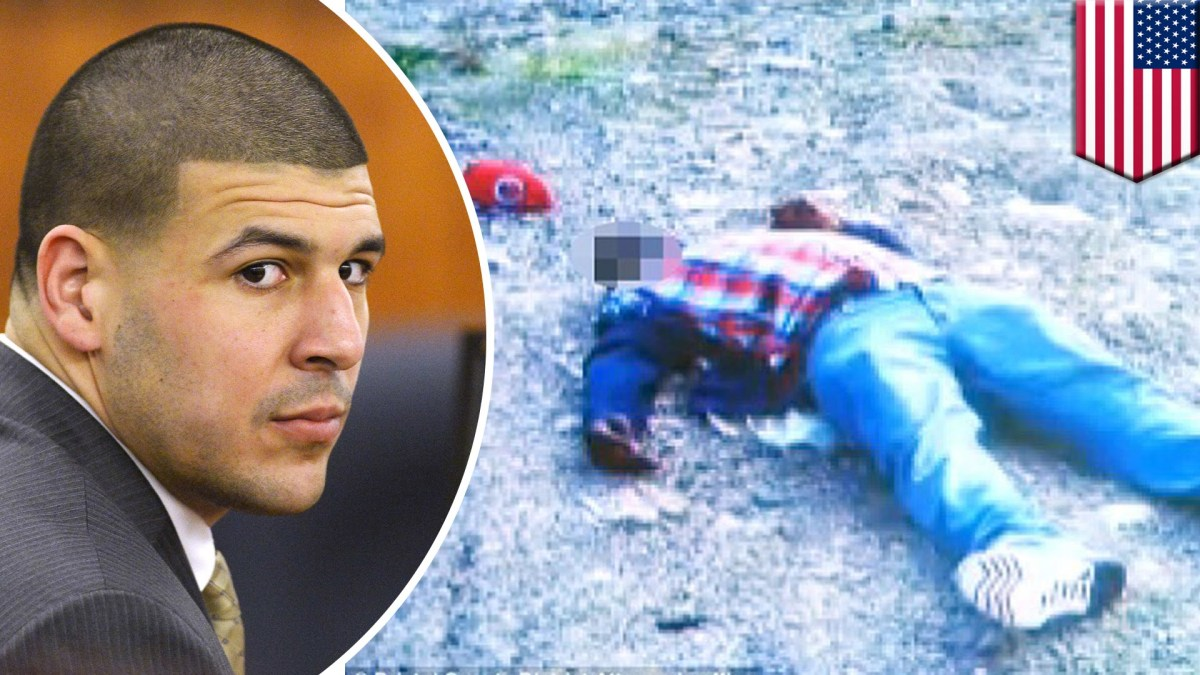FINAL INDIGNITY! Aaron Hernandez Laughing In His Morgue
