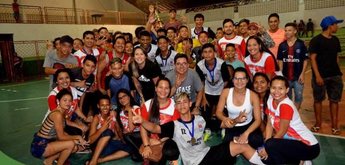 Final dos Jogos Escolares de Vigia de Nazaré 2018 reúne 700 alunos